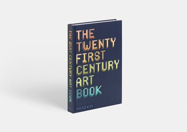 work by Phaidon - The Twenty First Century Art Book
