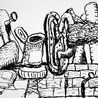 Philip Guston, Remains