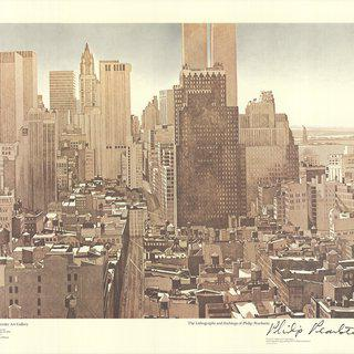 View Over SoHo, Lower Manhattan art for sale
