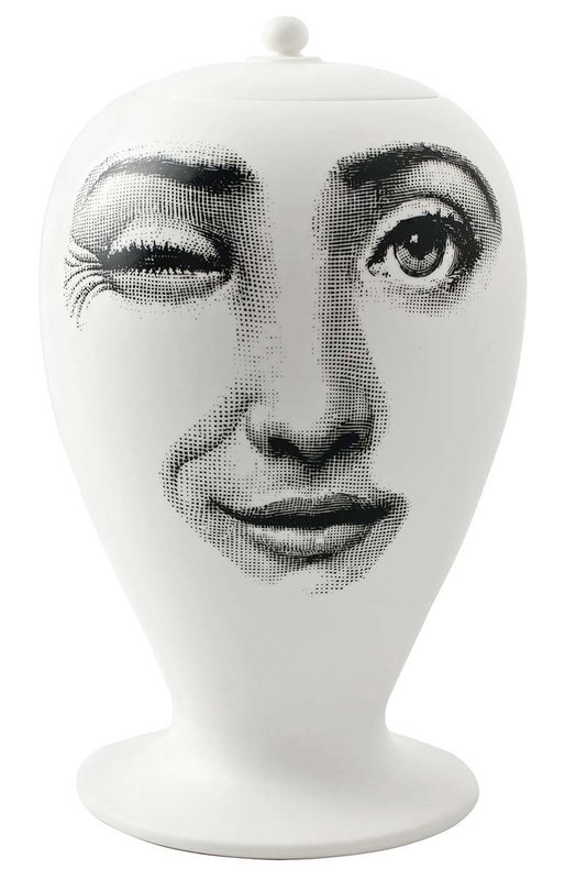 Piero Fornasetti Vase Antipatico For Sale Artspace