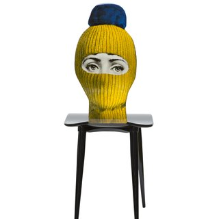 Lux Gstaad Chair Yellow art for sale
