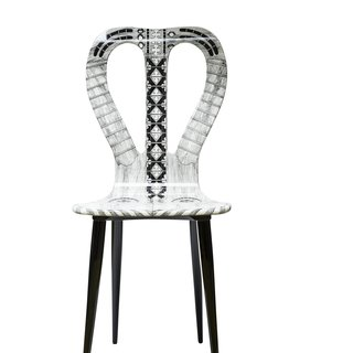 Musicale Chair blk/wht art for sale