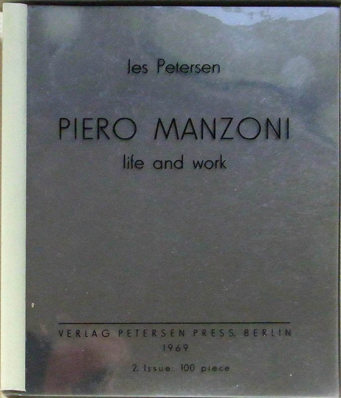 Piero manzoni artist bio and art for sale artspace works available for purchase solutioingenieria Gallery
