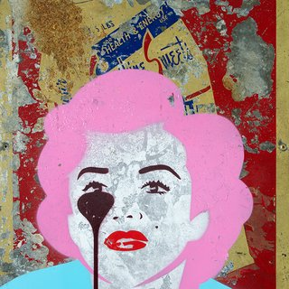Health & Energy - Marilyn art for sale