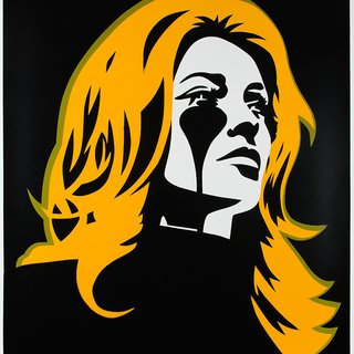 Roman Polanski's Nightmare - Sharon Tate - Danger Colours art for sale