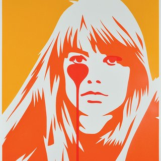 Jacques Dutronc's Nightmare - Françoise Hardy (Endless Bummer) art for sale