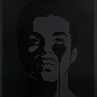 PRINCE - THE BLACK ALBUM art for sale
