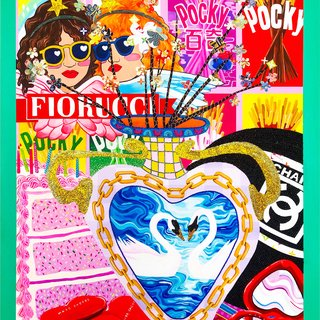 Pocky Please art for sale