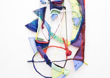 work by Rachel Eulena Williams - Rolling Kites