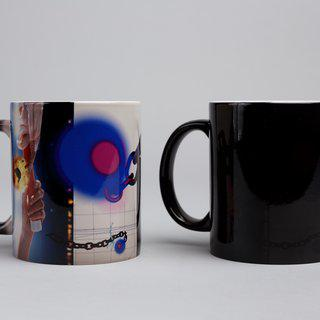 Heat Trace Mug art for sale