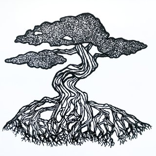 Bonsai No 2 art for sale