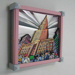 Empire State Building art for sale