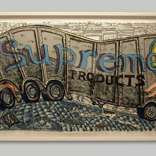 Truck art for sale