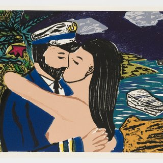 South Sea Kiss art for sale