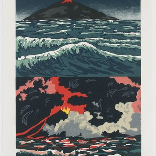 Richard Bosman, Volcano