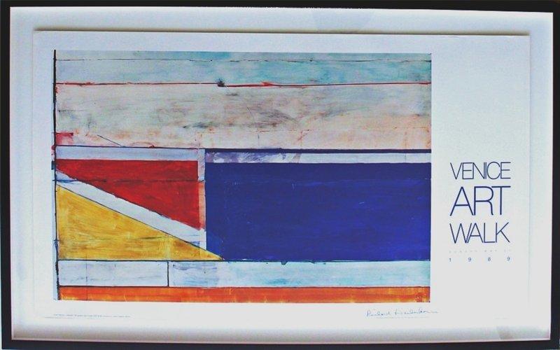 Richard Diebenkorn Venice Art Walk For Sale Artspace