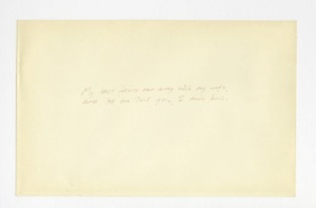 Richard Prince - Untitled (Joke) (My Best Friend Ran Away With My Wife...)