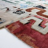 different view - Richard Prince, 1-234-567-8910 rug - 3