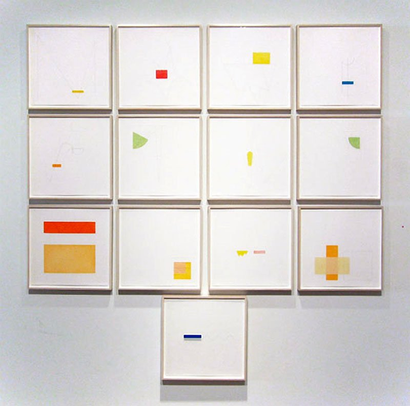 Richard Tuttle - Line for Sale | Artspace