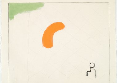 work by Richard Tuttle - Naked VIII