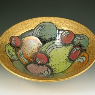 Rimas VisGirda, Bowl with Balls