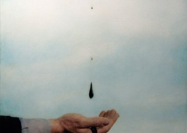 work by Robert and Shana ParkeHarrison - Dark Rain