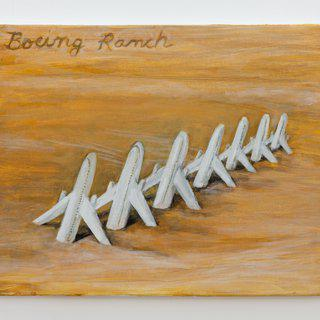 Boeing 747 Ranch art for sale