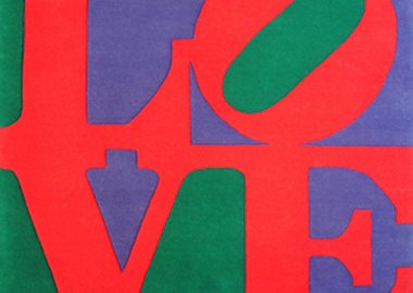 Robert Indiana - Chosen Love (Philadelphia Love)