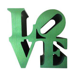 LOVE (Green) art for sale