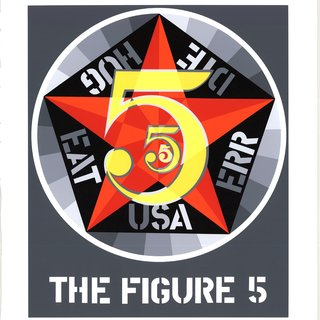 The Figure Five art for sale