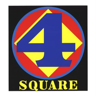 Polygon: Square (Number Four) art for sale