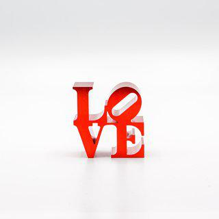 LOVE (Red) art for sale