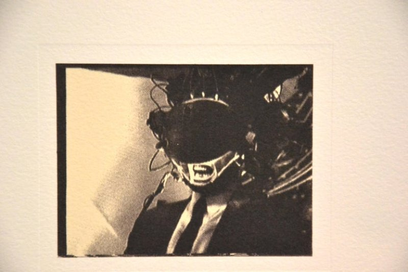 "view:30760 - Robert Longo, A Single Frame - From the ""Mnemonic Pictures Folio"" -"