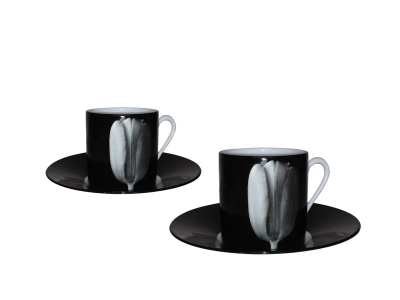 Robert Mapplethorpe, Arum (Espresso Set)