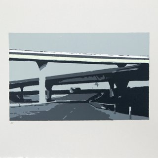 Untitled (Overpass) art for sale