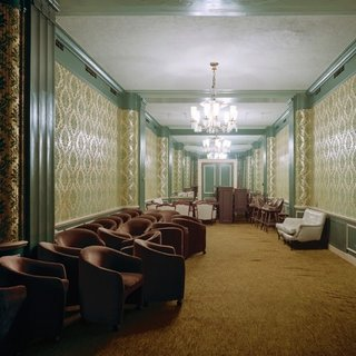 Hallway #1, The Ambassador Hotel, Los Angeles, CA, 2005 art for sale