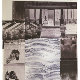 Robert Rauschenberg, American Pewter with Burroughs IV
