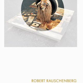 Robert Rauschenberg art for sale