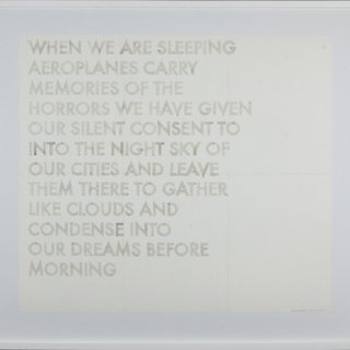 Robert Montgomery, When We Are Sleeping
