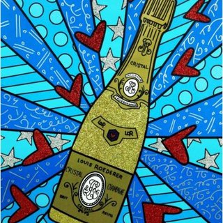 Champagne Wishes & Caviar Dreams art for sale