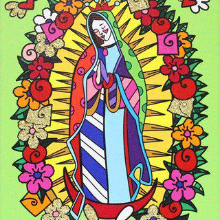 Virgen de Guadalupe art for sale