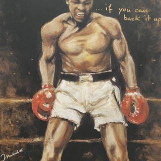Muhammad Ali art for sale
