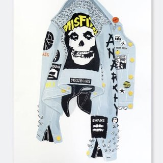 Battlejacket art for sale