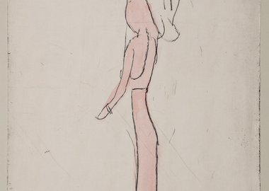 work by Rose Wylie - CFF NK