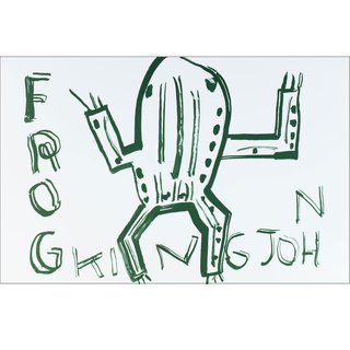 King John, Frog art for sale