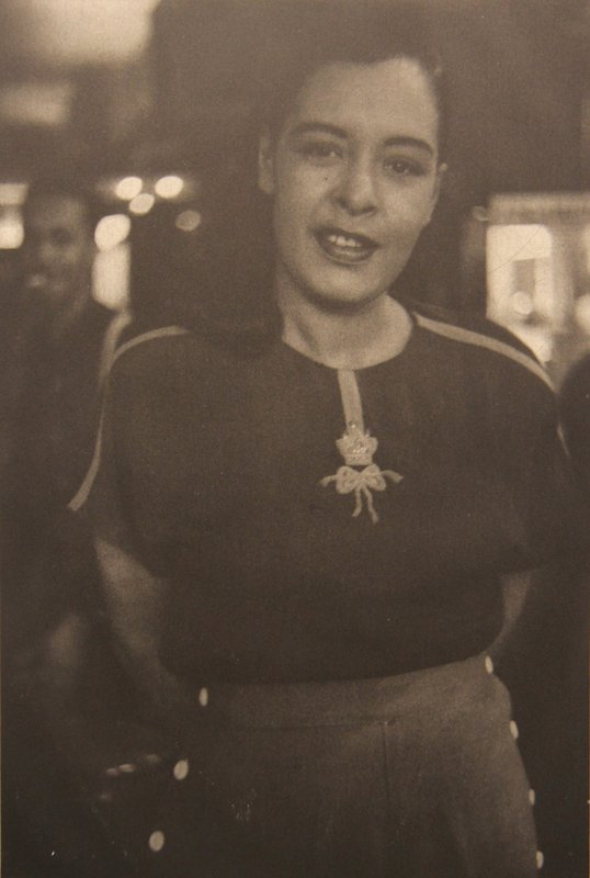 main work - Roy DeCarava, Billie Holiday