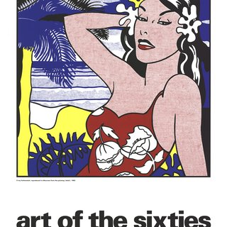 Aloha, from Art of the Sixties art for sale