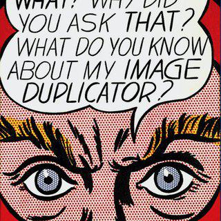 Image the Duplicator (Art&Comics) art for sale