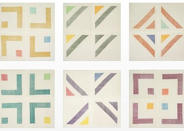 Ruth Laskey - Suite of six prints