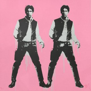 Han Double Deluxe 2 art for sale
